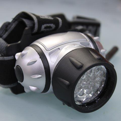 天文用LEDヘッドランプ