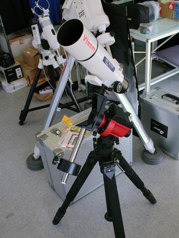 SkyGuiderPro赤道儀