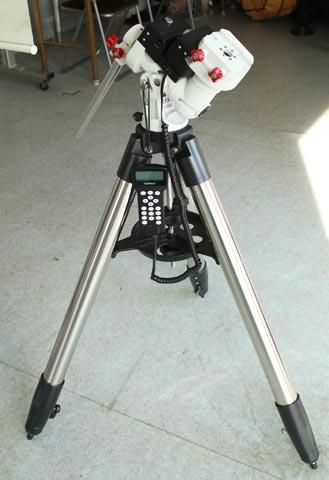 CEM25EC赤道儀2インチ三脚仕様