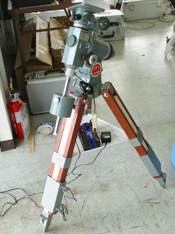 タカハシEM-1赤道儀