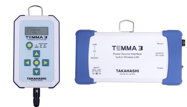 タカハシ EM200Temma3赤道儀